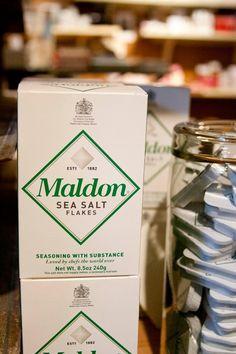 Maldon Sea Salt | watsonkennedy.com