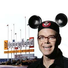 SPECIAL EVENT | Charles Phoenix: Big Retro Disneyland Slide Show | DATE: Sat, Aug 22 | TIME: 4 & 6pm | Location Theater $50 members | $65 non-members