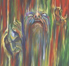 Bipolar disorder art #art #mentalhealth