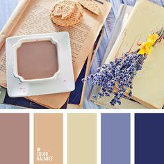 Цветовая палитра №3026 | IN COLOR BALANCE
