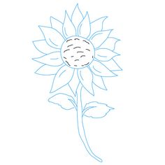 How to Draw a Sunflower and other things | Fun Drawing Lessons for Kids & Adults