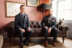 Edgy & Chic Hipster Wedding Ideas