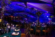 """Can we do something on the patio since all windows. That way will still feel the """"Enchanted"""" feel when looking outside. Enchanted Forest Centerpieces, Enchanted Forest Prom, Enchanted Evening, Enchanted Garden, Gala Themes, Event Themes, Event Decor, Party Themes, Daddy Daughter Dance"""