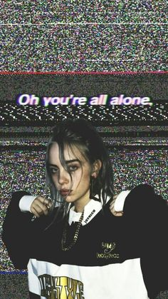 Billie Eilish Aesthetic Wallpaper Sad 35 Ideas For 2019 Billie Eilish, Die A, Tmblr Girl, Videos Instagram, Album Cover, Mood, Queen, Aesthetic Wallpapers, Cute Wallpapers