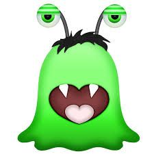 Resultado de imagen para little monsters png