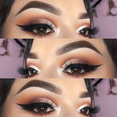 Another look using the Jaclyn hill x morphe palette  Instagram : @dayanaira_summer YouTube : Dayanaira Hernandez