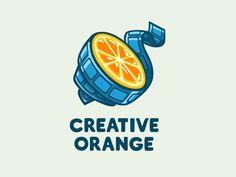 Creative Orange Logo
