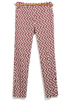 Find the perfect patterned pant for you this fall, here: