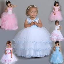 Resultado de imagem para красивые детские платья