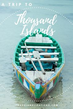 Trip to Paris, 1000 Islands in Indonesia