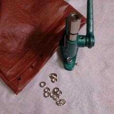 #sewing #handmade #bucketbag #byme #artesanato #flatshot #photoshot #work #costurando #eyelets #fashion #diy #nauticalgirl #nofilter #nauticallife #todayisdayofsewing #love
