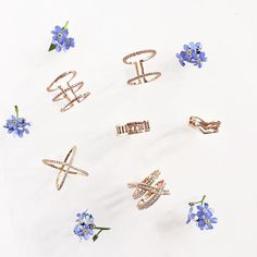 Get ready for #spring with these new rings Happy Friday! Click the link in our bio to shop new in or  http://www.#thingseyelove.com #thingseyelove1