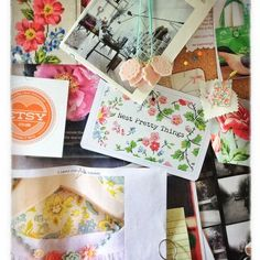 Need to make more mood/inspiration boards.