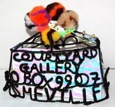 8th Annual Mail Art Exhibit at the Courtyard Gallery. 	Anything Goes—Everything Shows!  For info go to:  https://www.facebook.com/events/475121992565251/