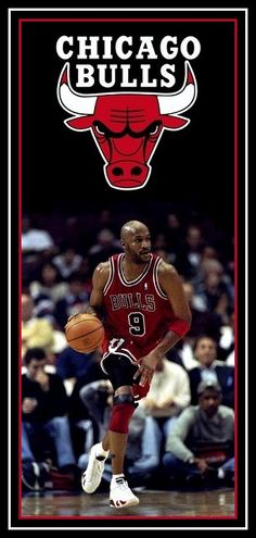 Ron Harper, Nba Players, Chicago Bulls, Mj, Sports, Hs Sports, Excercise, Sport, Exercise
