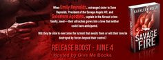 Books,Chocolate and Lipgloss: ❤❤ RELEASE BOOST + EXCERPT + GIVEAWAY - Savage Fire by Kathleen Kelly ❤❤