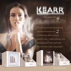 Διαγωνισμός beautymylife.gr με δώρο 3 πολυτελείς κασετίνες με προϊόντα ομορφιάς και περιποίησης από την Kearr