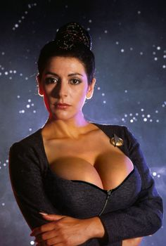 Mirana Sirtis - Actress, known for Star Trek: The Next Generation.