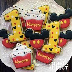 Resultado de imagen para galletas mickey mouse para imprimir