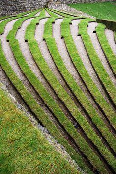 Charles Jencks' Garden of Cosmic Speculation, Portrack House, Scotland