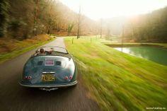 MOTAV8D1  Porsche 356 Speedster - A perfect day!