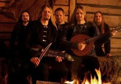 Another i havent heard of but will check out. Swedish folk metal band Fejd