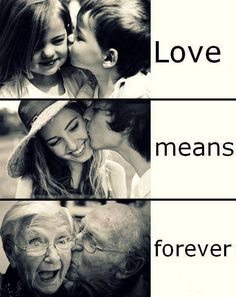 Love means forever #quotes