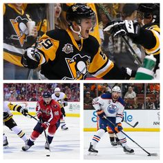 May 3 American Stars of the Night: Jake Guentzel Nate Schmidt Patrick Maroon Jake Guentzel, Stanley Cup Playoffs, Schmidt, Baseball Cards, Stars, Night, American, Sterne, Star