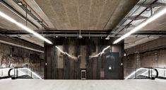 L9 del metro de Barcelona. Garcés De Seta Bonet Arquitectes. Imagen: Adrià Goula