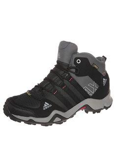 adidas Performance AX2 MID GTX - Stivali da trekking - carbon/black/sharp grey a € 96,00 (24/11/16) Ordina senza spese di spedizione su Zalando.it