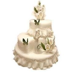 Wegmans Wedding Cake