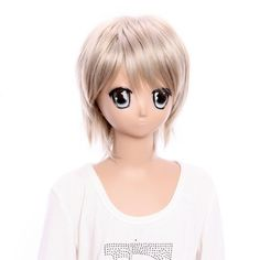 Costume Wigs Hetalia Ivan Braginski Golden Cosplay Short Wigs by GOOACTION. $22.28. Package:1 PCS. Material : High temperature wire. Length :about 12.59 inch. Color : AS PICTURE ,Color Shown: (Color may vary by monitor.). Hair Style: Cosplay Wigs. Brand: GOOACTION Recommended features: 1. Super natural wig , suitable for almost every lady aged from teenagers to adults. 2. With the high technology, Miss Beauty wig series are quite soft and smooth without frizz which improves the