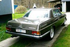 Mercedes W114, Merc Benz, Commercial Van, Classic Mercedes, Milla Jovovich, Cool Cars, Motor, Super Cars, Classic Cars