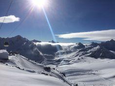 Elbrus, Azau, skitouring