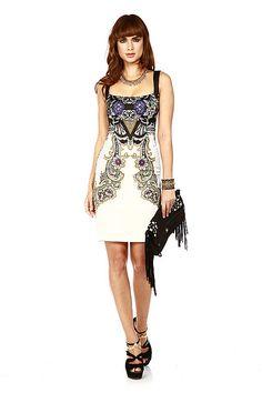 Just Cavalli | Hire | Hire Sallie body con dressdress at WishWantWear