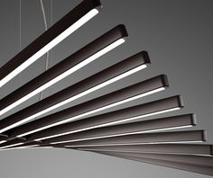 Rhythm Pendant Light by Arik Levy