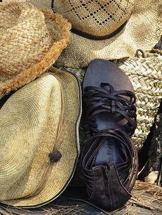 Ramberta Artisan Leather Sandal
