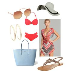 """Sunset Boulevard"" by sweetangel-1 on Polyvore"