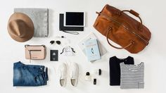 Study Abroad Packing List 3 (coutry road)