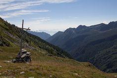 In der Natur unterwegs: Vier Täler, drei Pässe im Locarnese - Aussicht vom Passo della Cavegna - #ExpeditionLocarnese
