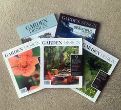 Order single issues to complete your collection of Garden Design before they sell out!