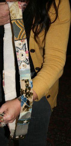Amy Hanna: Belt and Bracelet Class at Creshendoh