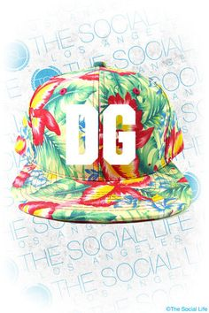 We're going back to school, but we can still pretend to sail to the tropics with our DG's in this embroidered snapback. Available in 4 options! My #TSL Dream Recruitment Closet