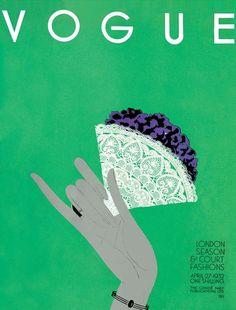 Vogue, april 1932