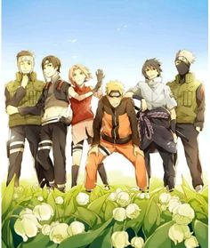 The complete Team 7