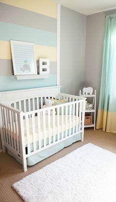 Baby Boy Room Ideas - Designing a boy nursery seems to be an overwhelming task. When you choose the best baby boy room ideas, multiple color Baby Boy Nursery Decor, Baby Boy Rooms, Nursery Design, Baby Boy Nurseries, Baby Room Decor, Nursery Room, Nursery Ideas, Wall Decor, Elephant Nursery