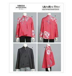 V8654   Misses' Jacket   Jackets/Vests   Vogue Patterns