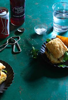... Crackers on Pinterest | Buttermilk biscuits, Garlic bread and Breads
