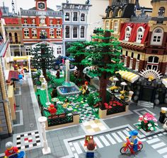 Lego City Mocs – How to build it