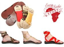 Sseko shoes and their Holiday Sandal Collection!